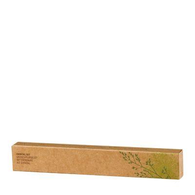 Green Accessoires - Mundpflegeset mit Colgate (5 g Tube)