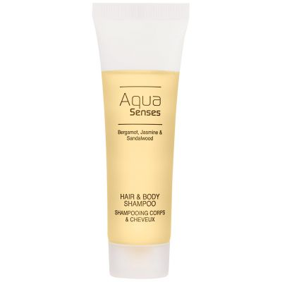 Aqua Senses - Haar- und Körperseife, 30 ml