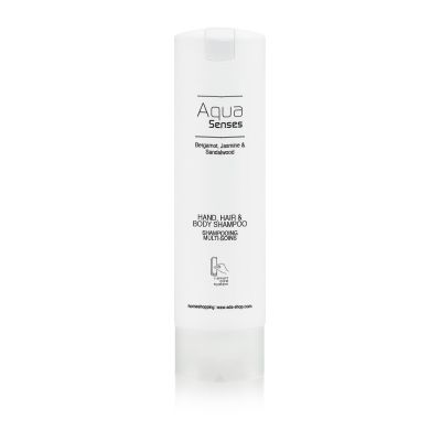 Aqua Senses - Haar- und Körperseife, 300 ml, Smart Care