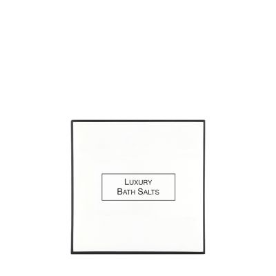 White & Black Accessoires - Badesalz, 30 g