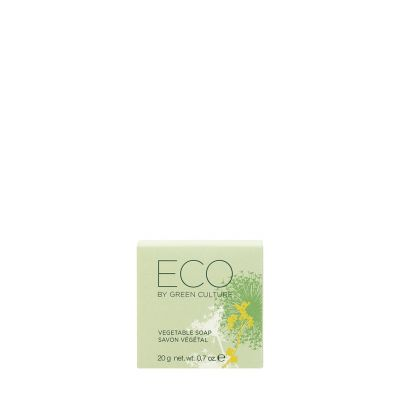 ECO by Green Culture - Seife in Kartonage, 20 g