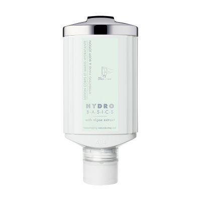 HYDRO BASICS - Hand- und Bodylotion, 300 ml, press + wash