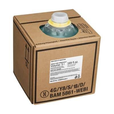 HYDRO BASICS - Flüssigseife, 5 Liter, Nachfüllpack