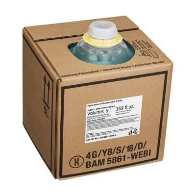 HYDRO BASICS - Haar- und Körperseife, 5 Liter, Nachfüllpack
