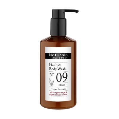 Naturals REMEDIES - Hand- und Body Wash, 300 ml