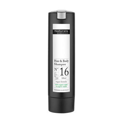 Naturals REMEDIES - Haar- und Körperseife, 300 ml, Smart Care