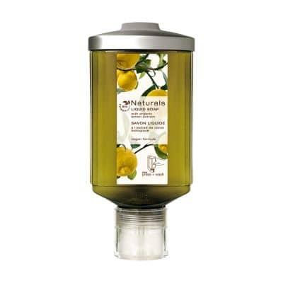 Naturals - Flüssigseife, 300 ml, press + wash