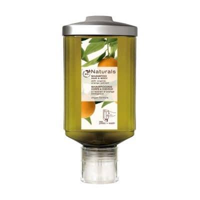 Naturals - Haar- und Körperseife, 300 ml, press + wash