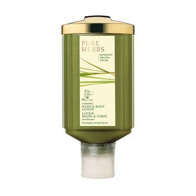 PURE HERBS - Hand- und Bodylotion, 300 ml, press + wash