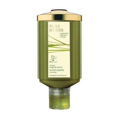 PURE HERBS - Flüssigseife, 300 ml, press + wash