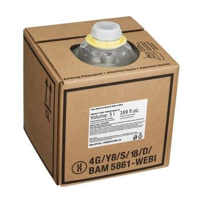 PURE HERBS - Hand- und Bodylotion, 5 Liter, Nachfüllpack