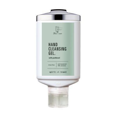 Spirit of Travel - Handreinigungsgel, 330 press + wash