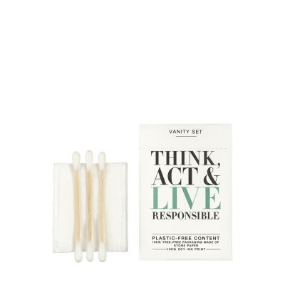 Think Act & Live Responsible - Hygieneset