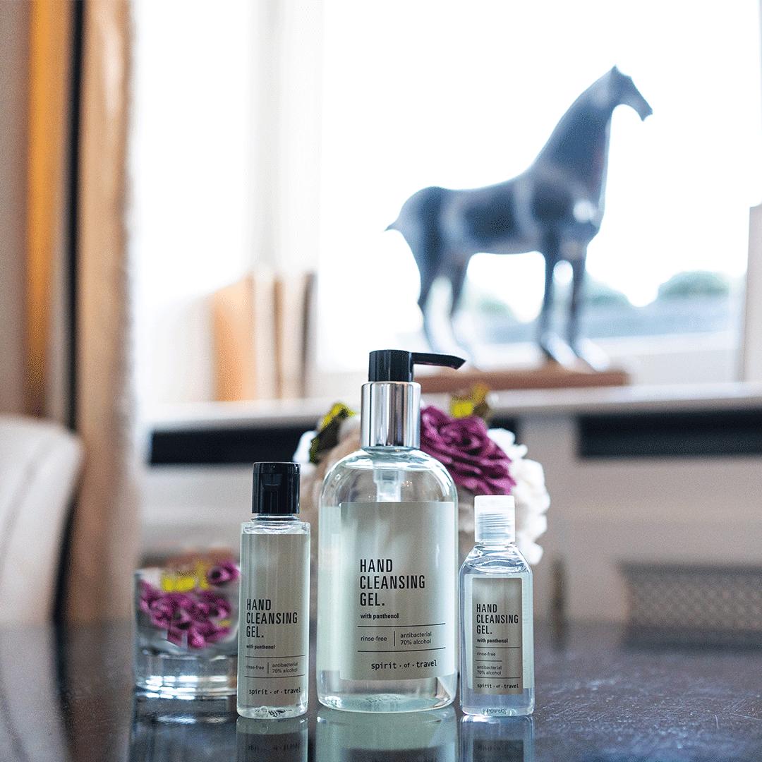 Spirit of Travel - pure Frische und Hygiene